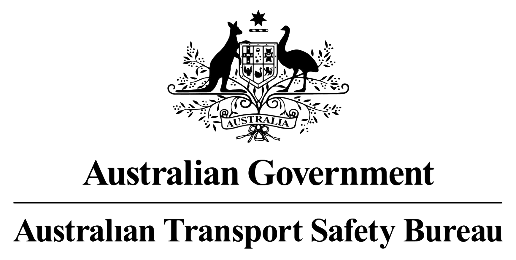 Australian Government Australian Transport Safety Bureau Logo
